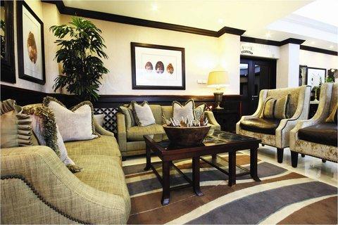 Sea Cliff Hotel - Lobby