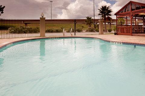 Candlewood Suites Corpus Christi - Spid Hotel - Swimming Pool