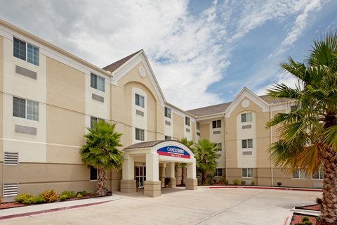 Candlewood Suites Corpus Christi - Spid Hotel - Welcome to the Candlewood Suites Corpus Christi