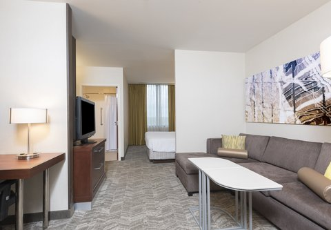 SpringHill Suites Chicago O'Hare - King Studio Suite