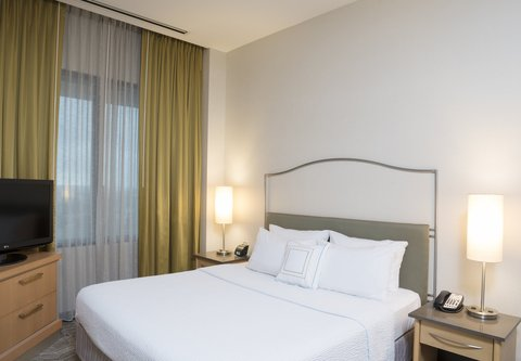 SpringHill Suites Chicago O'Hare - Deluxe King Suite