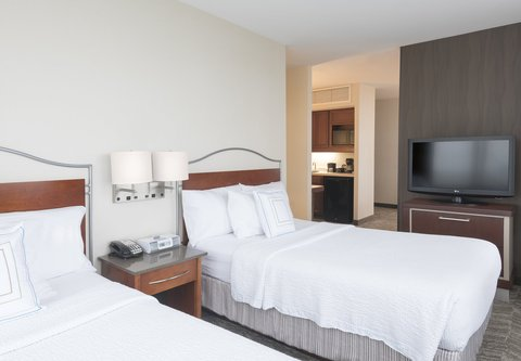 SpringHill Suites Chicago O'Hare - Corner Suite