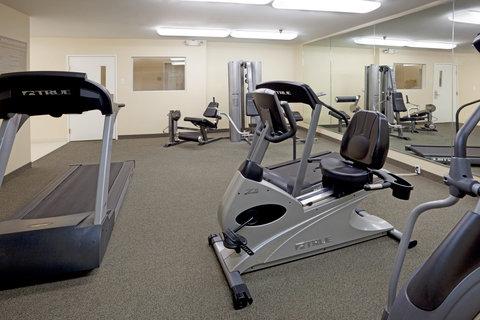 Candlewood Suites Corpus Christi - Spid Hotel - Fitness Center