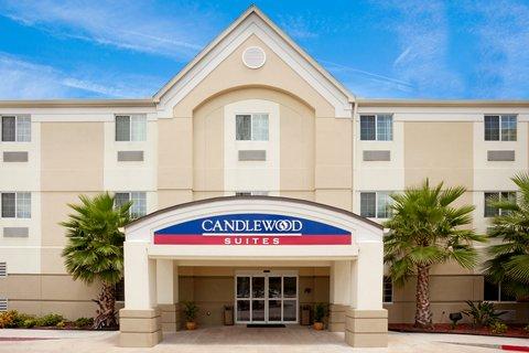 Candlewood Suites Corpus Christi - Spid Hotel - Hotel Exterior