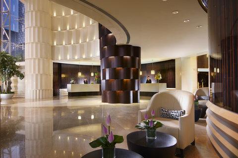 Ascott Huai Hai Road Shanghai - Lobby