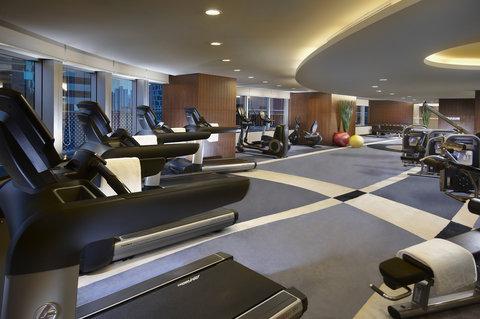 Ascott Huai Hai Road Shanghai - Gym