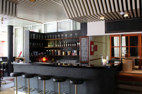 Apple Hotel - Bar Lounge