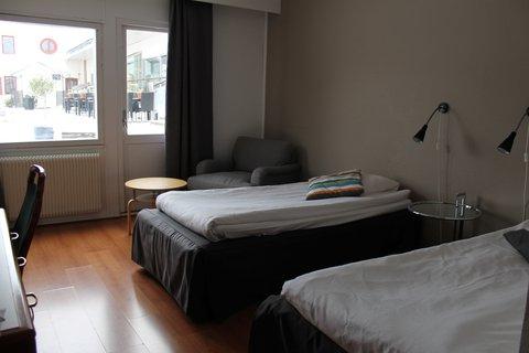 Apple Hotel - Standard twin room