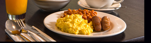 Holiday Inn Express EXETER M5, JCT. 29 - Enjoy our tasty hot favourites at breakfast