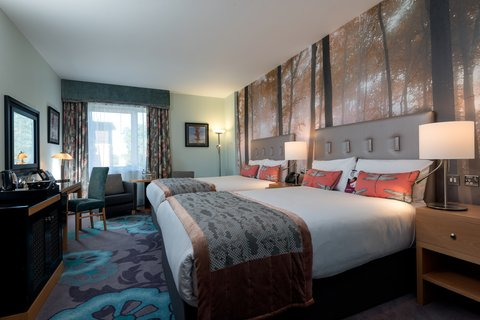 Crowne Plaza DUBLIN - NORTHWOOD - Double Bed Guest Room