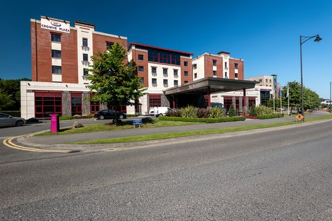 Crowne Plaza DUBLIN - NORTHWOOD - Hotel Exterior