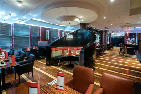Crowne Plaza DUBLIN - NORTHWOOD - Bar and Lounge