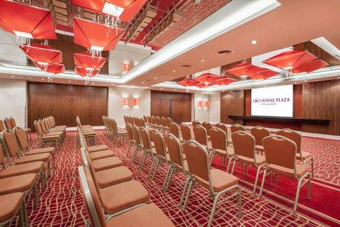 فندق كراون بلازا ديرة دبي - Meeting Room