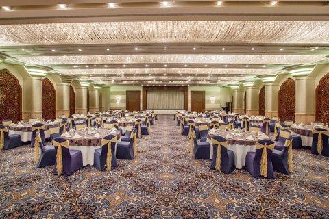 فندق كراون بلازا ديرة دبي - Ballroom