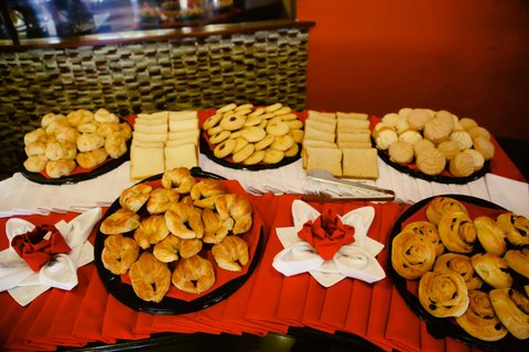 Crowne Plaza TUXPAN - Breakfast bread