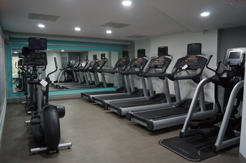 Crowne Plaza TUXPAN - Gym newly remodelled