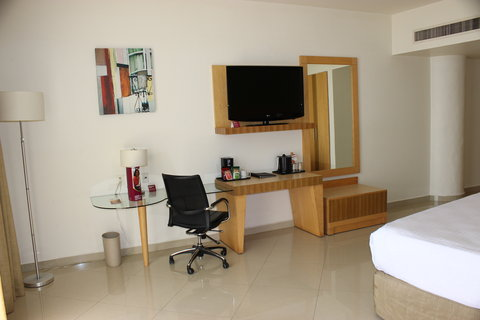 Crowne Plaza TUXPAN - Single standard room with one king size bed