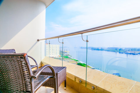 Crowne Plaza TUXPAN - Two double bed with river view