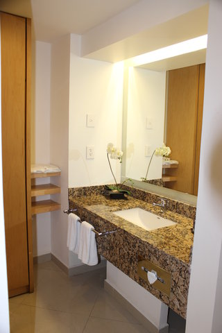 Crowne Plaza TUXPAN - King Executive s Bathroom