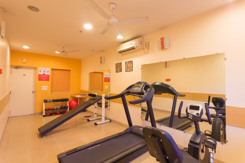 Ginger Hotel Goa - Gym