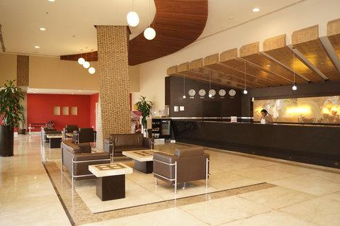 Crowne Plaza Tuxpan Hotel - Lobby lounge