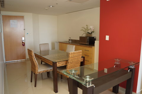 Crowne Plaza TUXPAN - Presidential Suite dining room