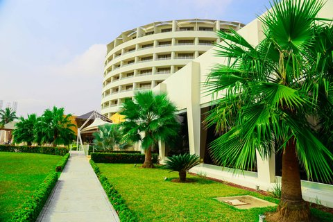 Crowne Plaza TUXPAN - View from gardens