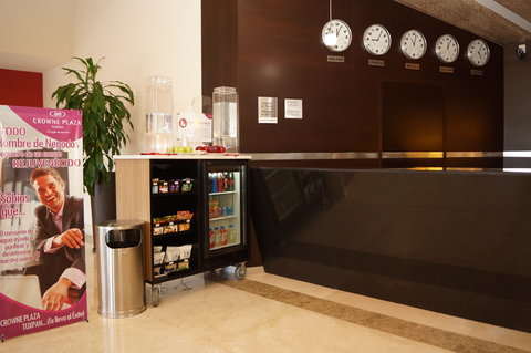 Crowne Plaza TUXPAN - Wellness station