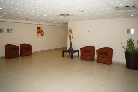 Crowne Plaza TUXPAN - Meeting rooms lobby