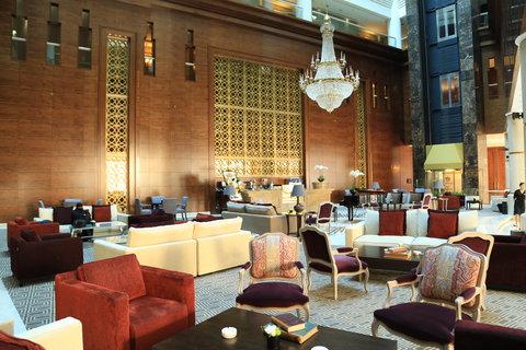 فندق ميلينيوم الدوحة - Lobby Lounge
