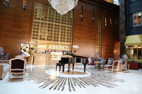 فندق ميلينيوم الدوحة - Atrium Lounge
