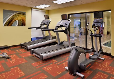 Courtyard Decatur - Fitness Center