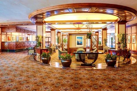 Omni Austin at SouthPark Hotel - Lobby