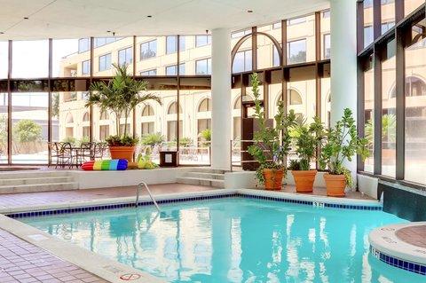 Omni Austin at SouthPark Hotel - Pool