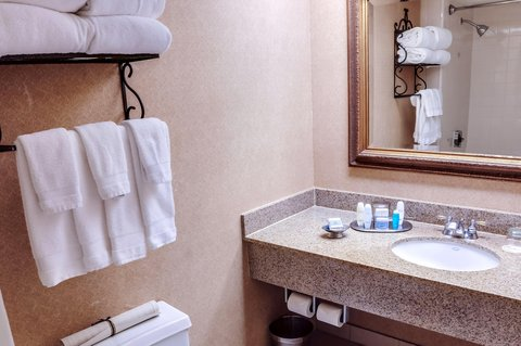Omni Austin at SouthPark Hotel - Bathroom