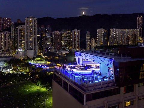 香港柏宁铂尔曼酒店 - Restaurant