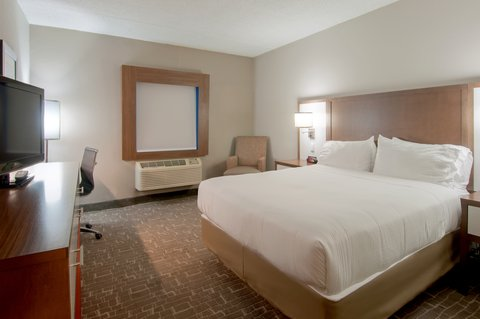 Holiday Inn Express & Suites NASHVILLE-I-40&I-24(SPENCE LN) - King Bed Guest Room