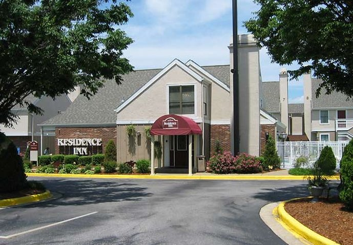 RESIDENCE INN EAST MARRIOTT