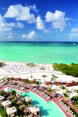 The Ritz-Carlton, Aruba - Pool Beach