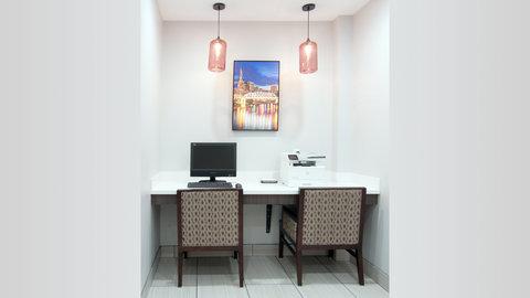 Holiday Inn Express & Suites NASHVILLE-I-40&I-24(SPENCE LN) - Business Center