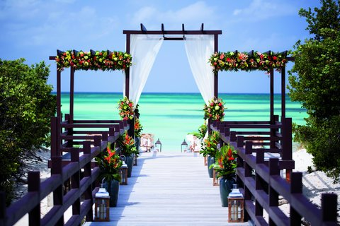 The Ritz-Carlton, Aruba - Wedding