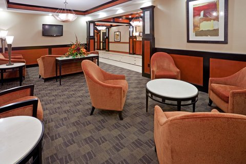 Holiday Inn Express & Suites DALLAS CENTRAL MARKET CENTER - Hotel Lobby