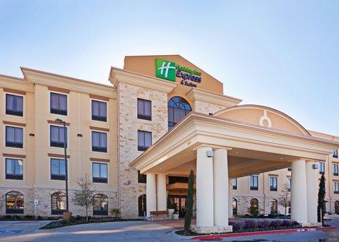 Holiday Inn Express & Suites DALLAS CENTRAL MARKET CENTER - Hotel Exterior