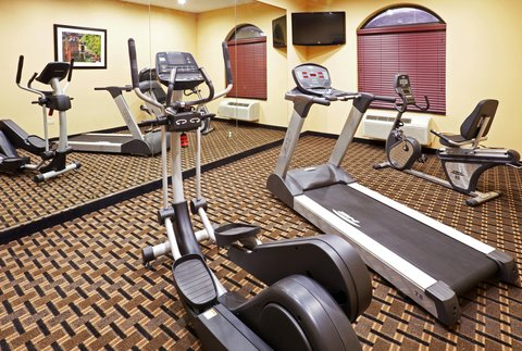 Holiday Inn Express & Suites DALLAS CENTRAL MARKET CENTER - Fitness Center
