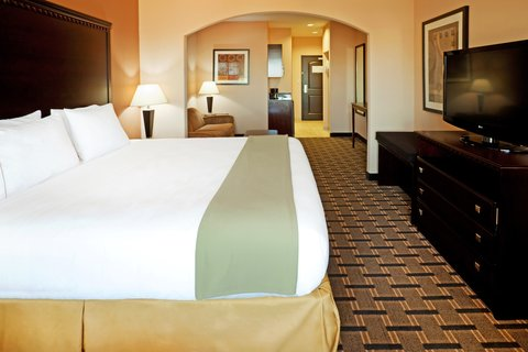 Holiday Inn Express & Suites DALLAS CENTRAL MARKET CENTER - Executive Suite
