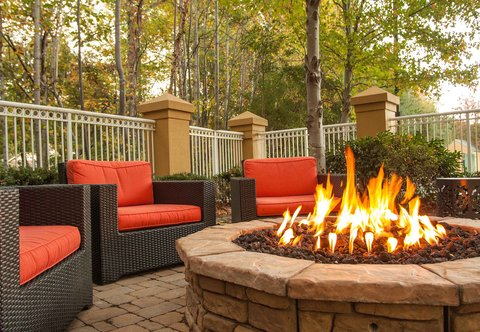 Courtyard Greenville-Spartanburg Airport - Fire Pit