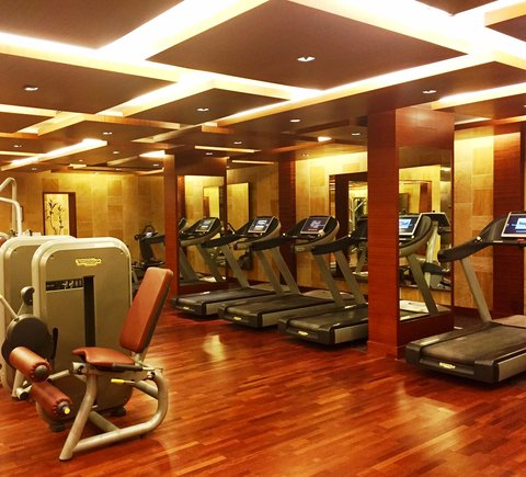 Jaypee Palace - Gym