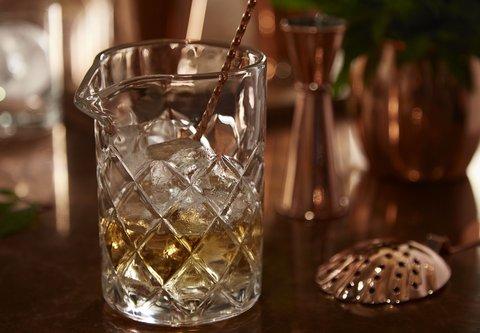 Marriott Charlotte City Center Hotel - Stoke Bar - Cocktail