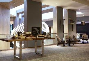 Spa - Marriott City Center Hotel Charlotte