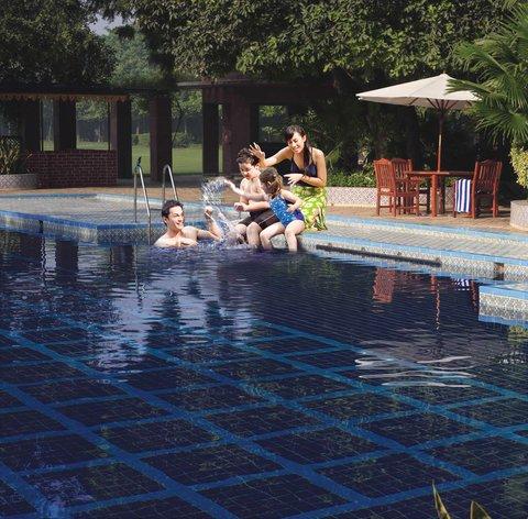 Jaypee Palace - Swim Pool